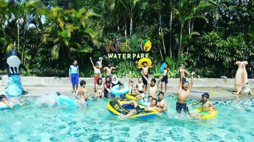 Kiddo Waterpark Jogja