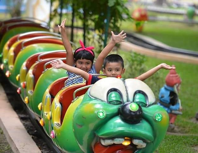 kids fun park jogja
